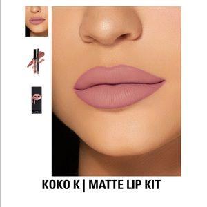 Kylie Cosmetics Makeup - Kylie Jenner Lip Kit - KOKO K